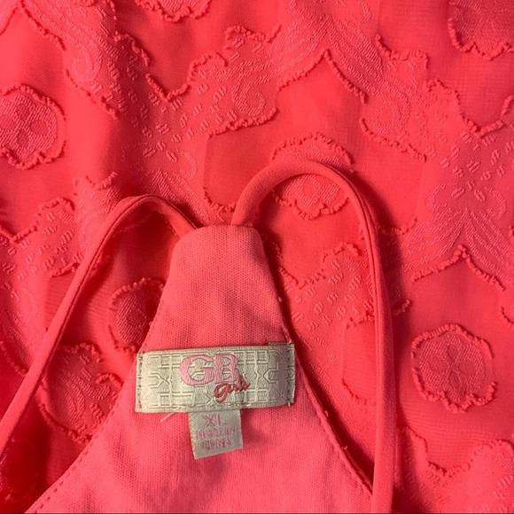 Gianni Bini Other - GB girls hot pink blouse